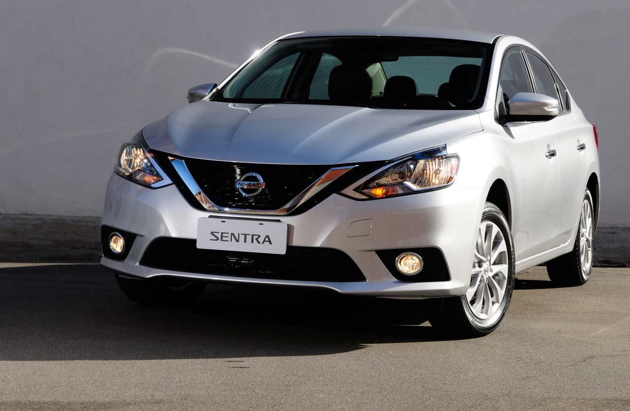 Nissan Sentra 2017 Brasil