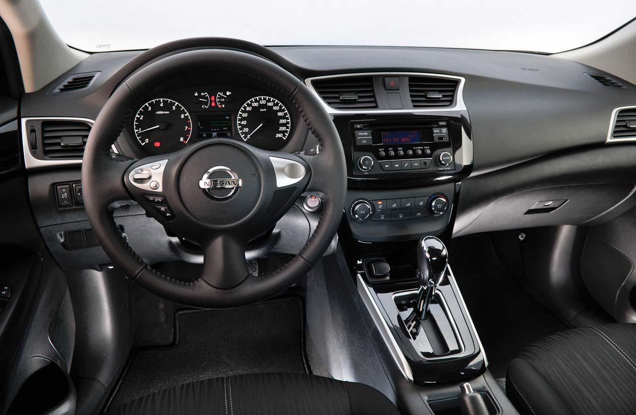 Nissan Sentra 2016 >> Se viene el Nissan Sentra 2017 - Mega Autos