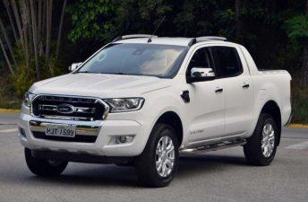 La nueva Ford Ranger tiene versión naftera