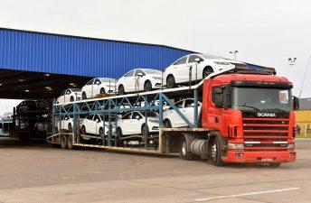 Argentina exportará 42.000 autos anuales a Colombia