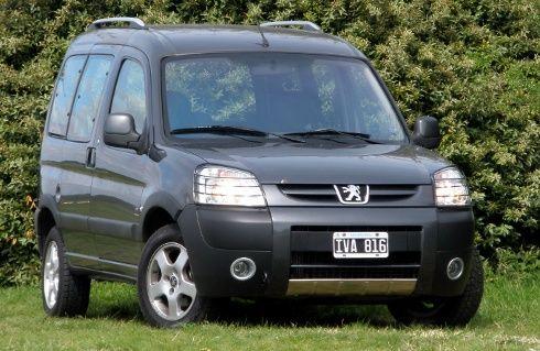 Prueba: Peugeot Partner VTC HDi
