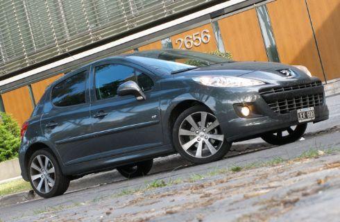 Prueba Peugeot 207 GTi