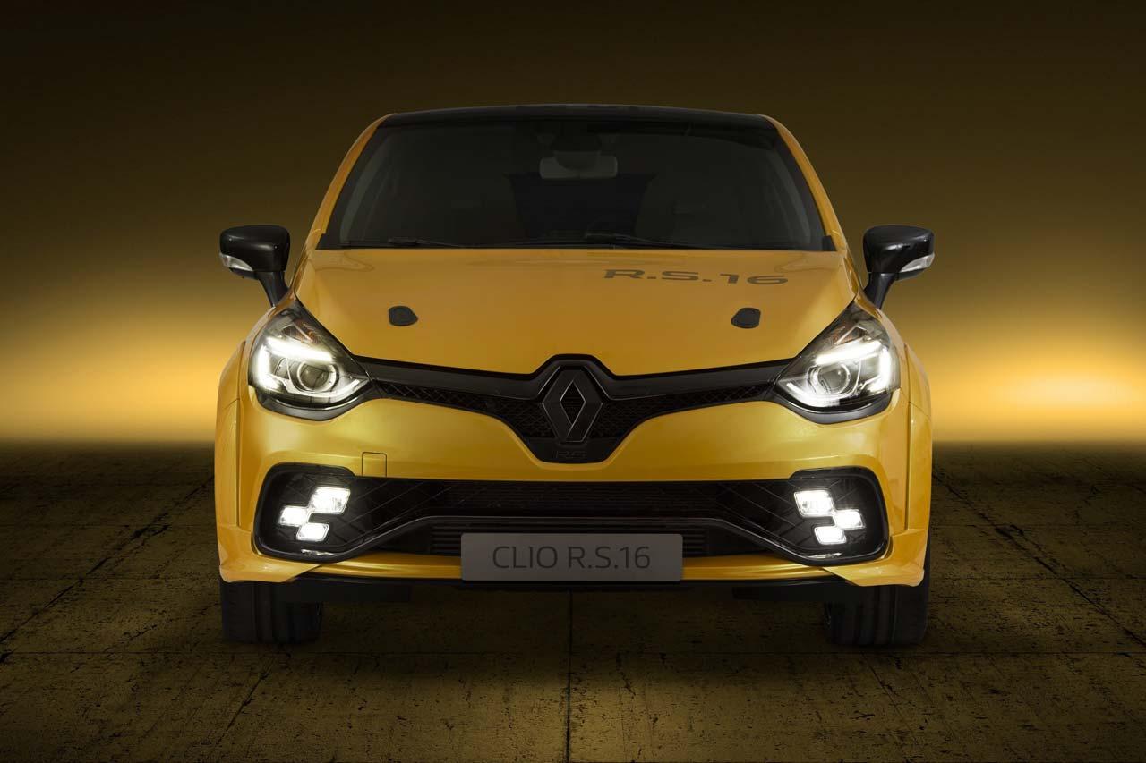 Renault Sport desarrolló un Clio R.S. especial