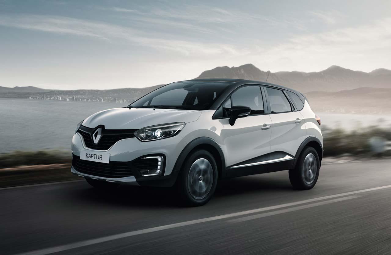 Renault Kaptur / Captur (M0)