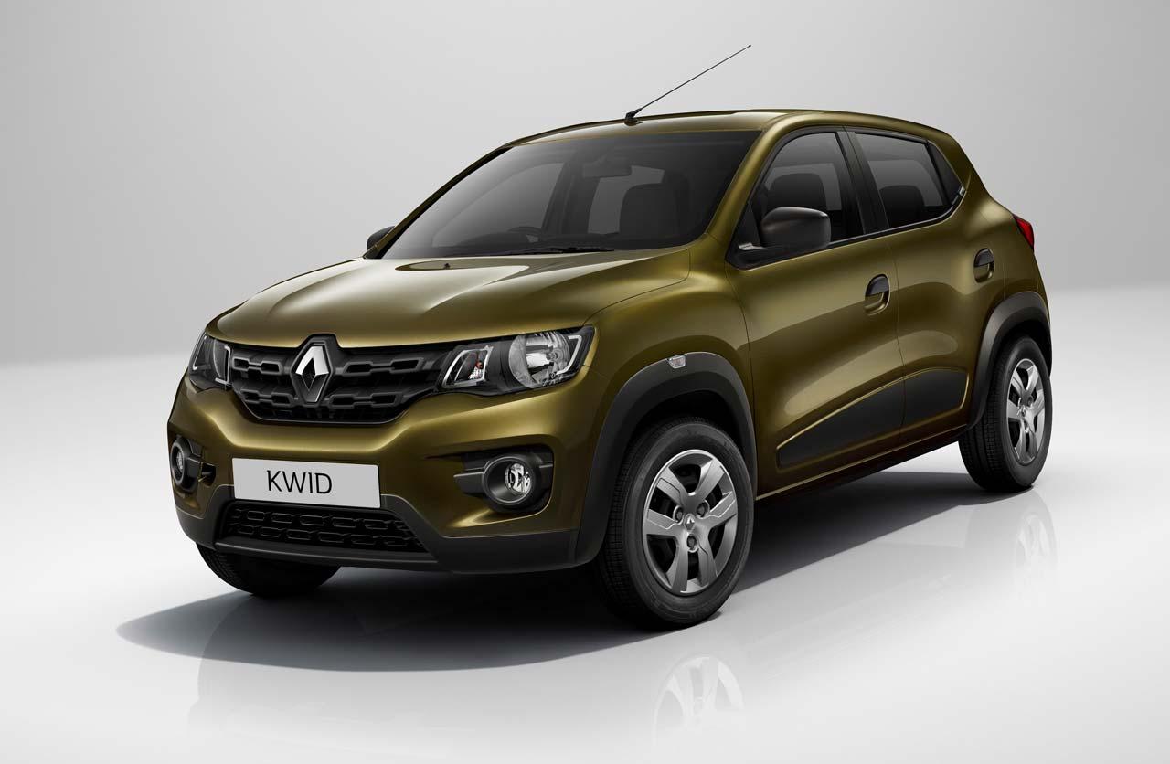 Renault Kwid con motor 1.0: así llegaría a Argentina
