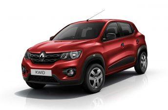 El Renault Kwid brasileño será más seguro que el indio