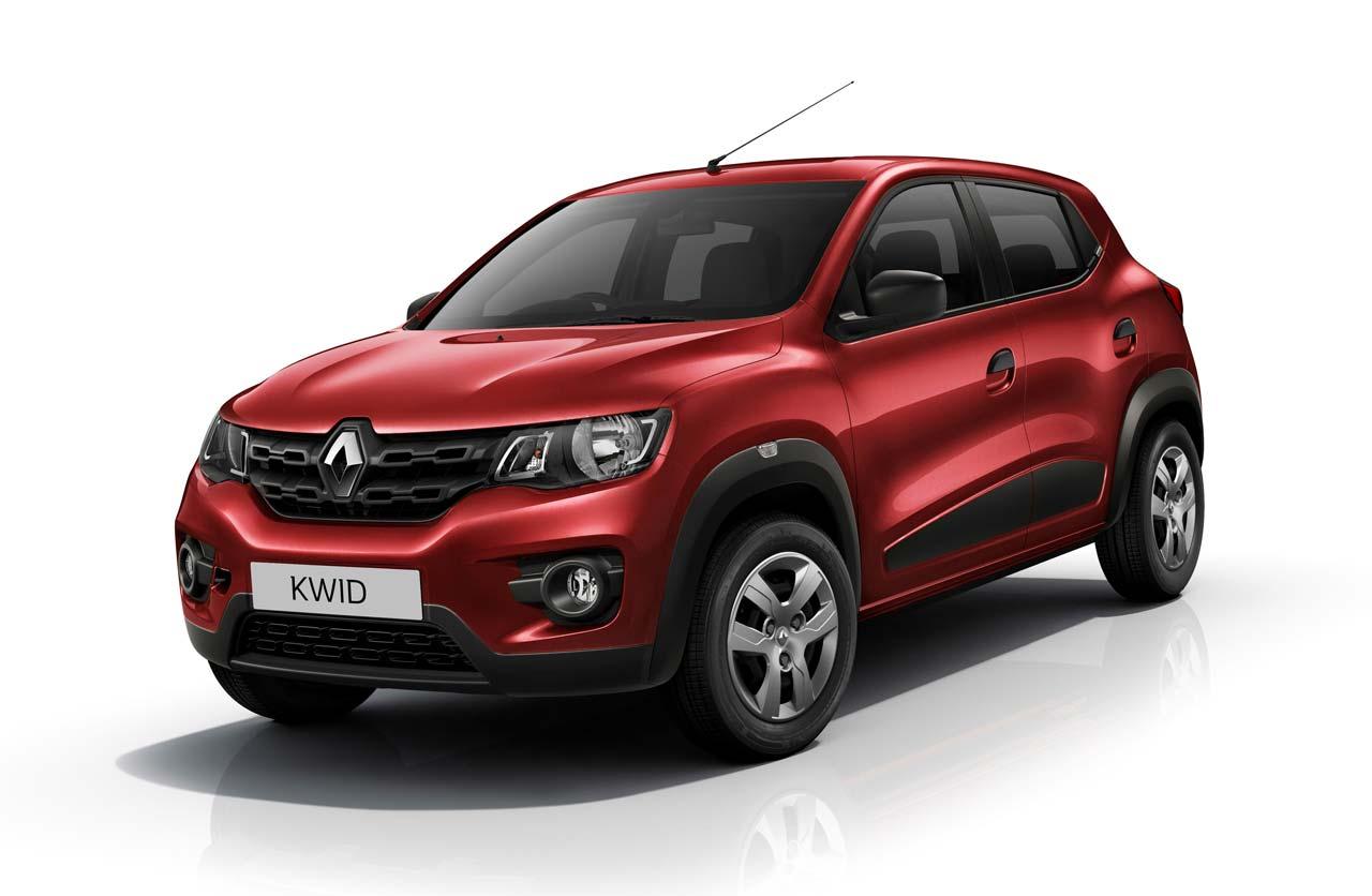Renault Kwid brasileño más seguro