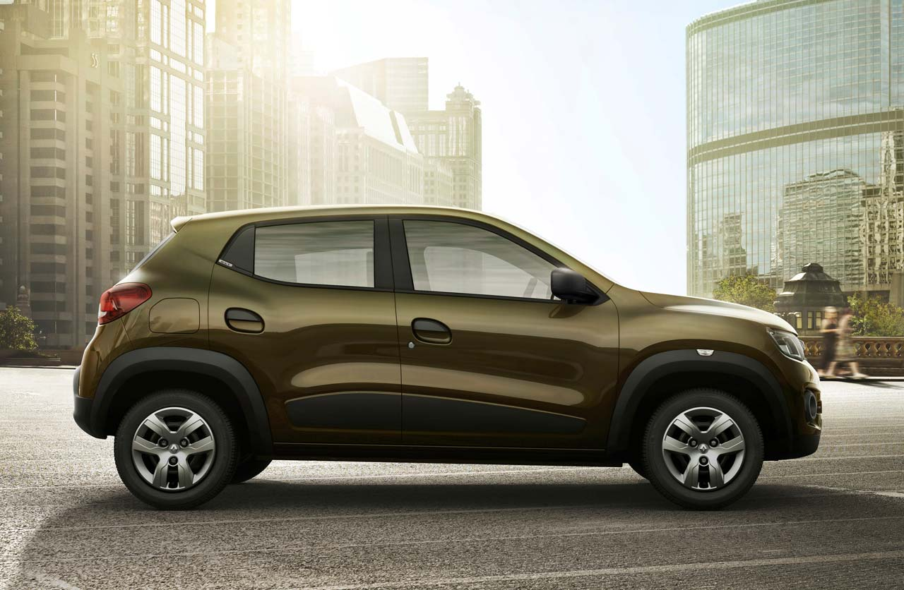 Renault Kwid Brasil foto perfil