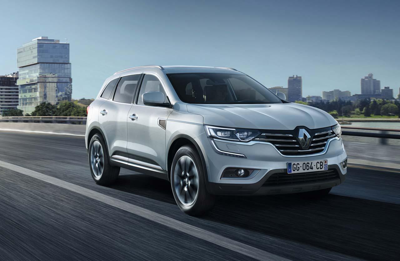 Renault Nuevo Koleos