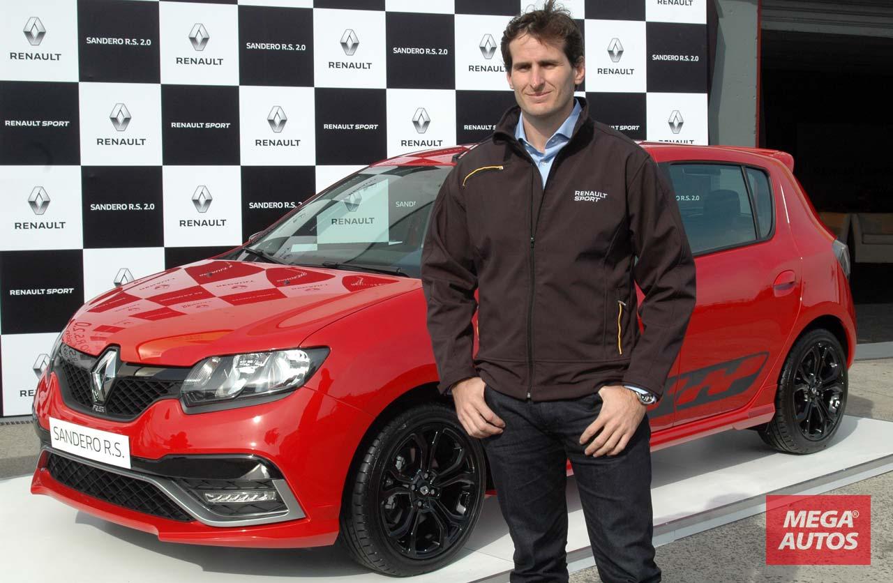 Federico Goyret, Gerente de Marketing de Renault Argentina