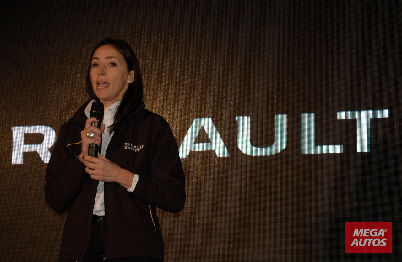 Julieta Rotger, Directora de Comunicación de Renault Argentina