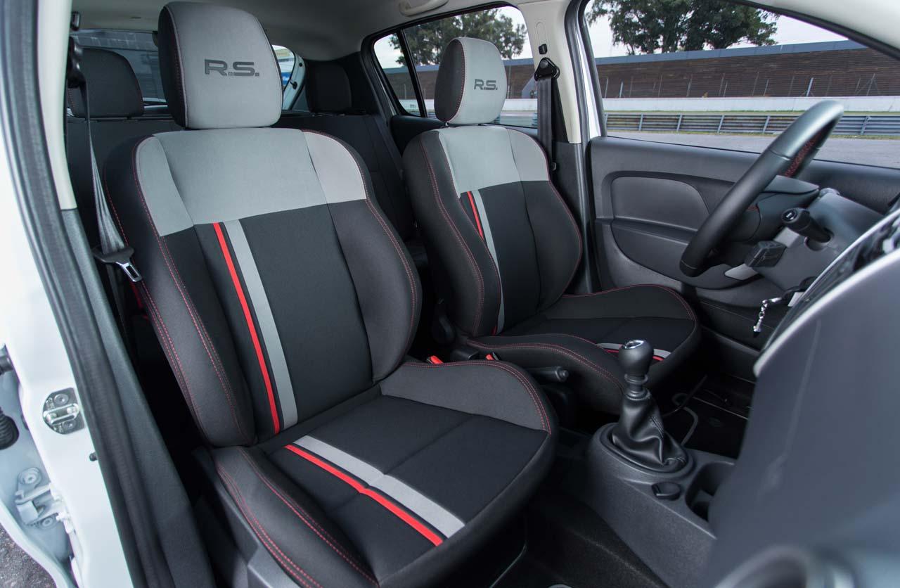 Butacas Sandero RS