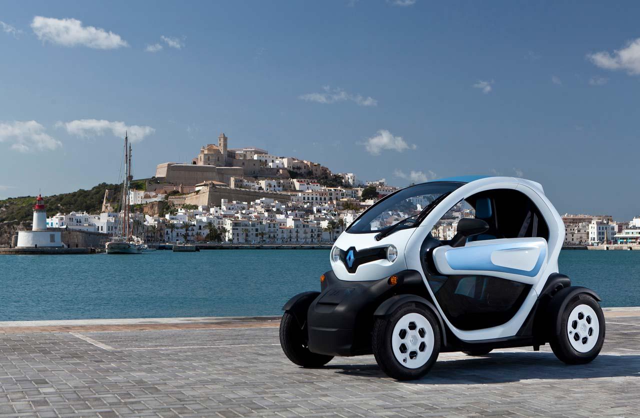 Renault Twizy eléctrico 100%