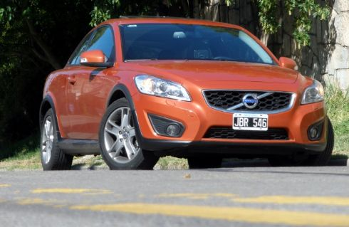 Test Volvo C30 T5 II