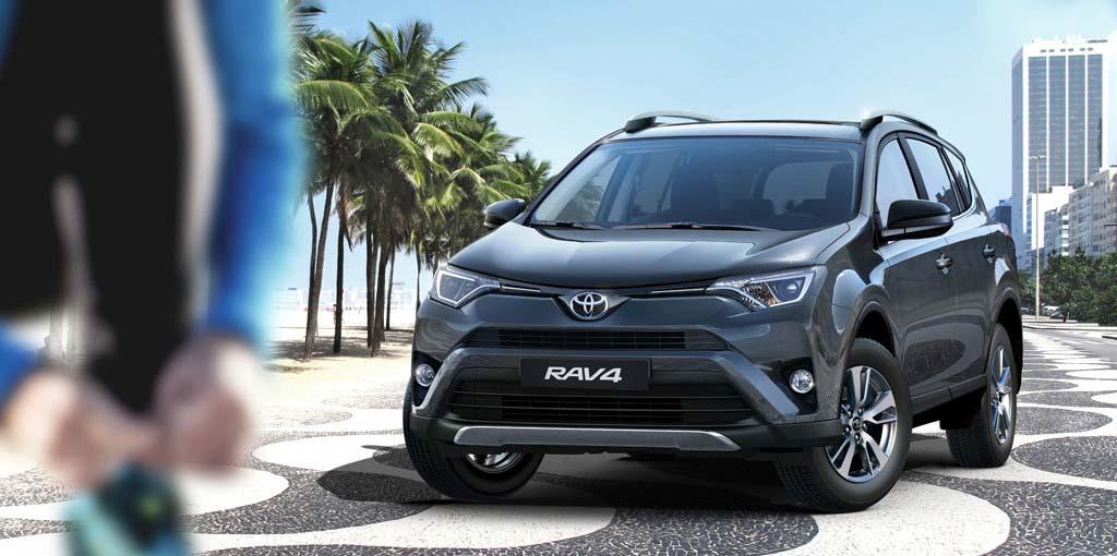 Nueva Toyota RAV4