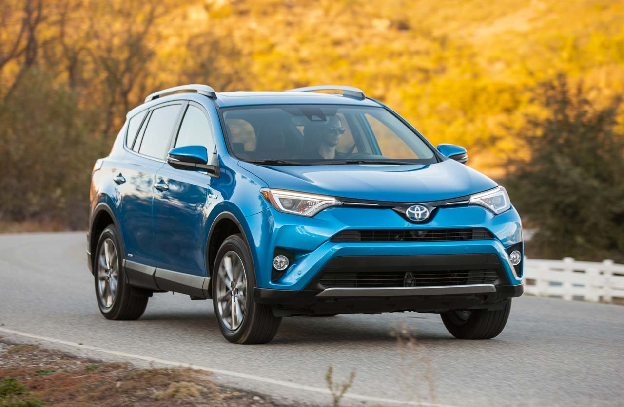 Cambios para la Toyota RAV4 en el mercado local