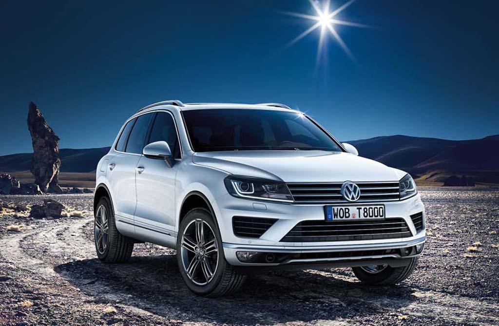 La VW Touareg 2016 llega al mercado argentino