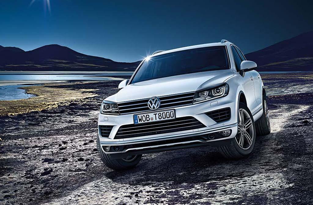 VW Nuevo Touareg 2016