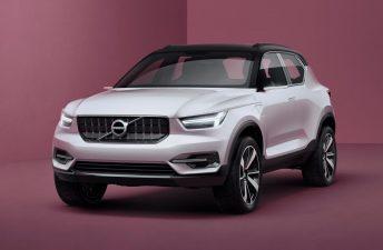 Volvo anticipa sus próximos