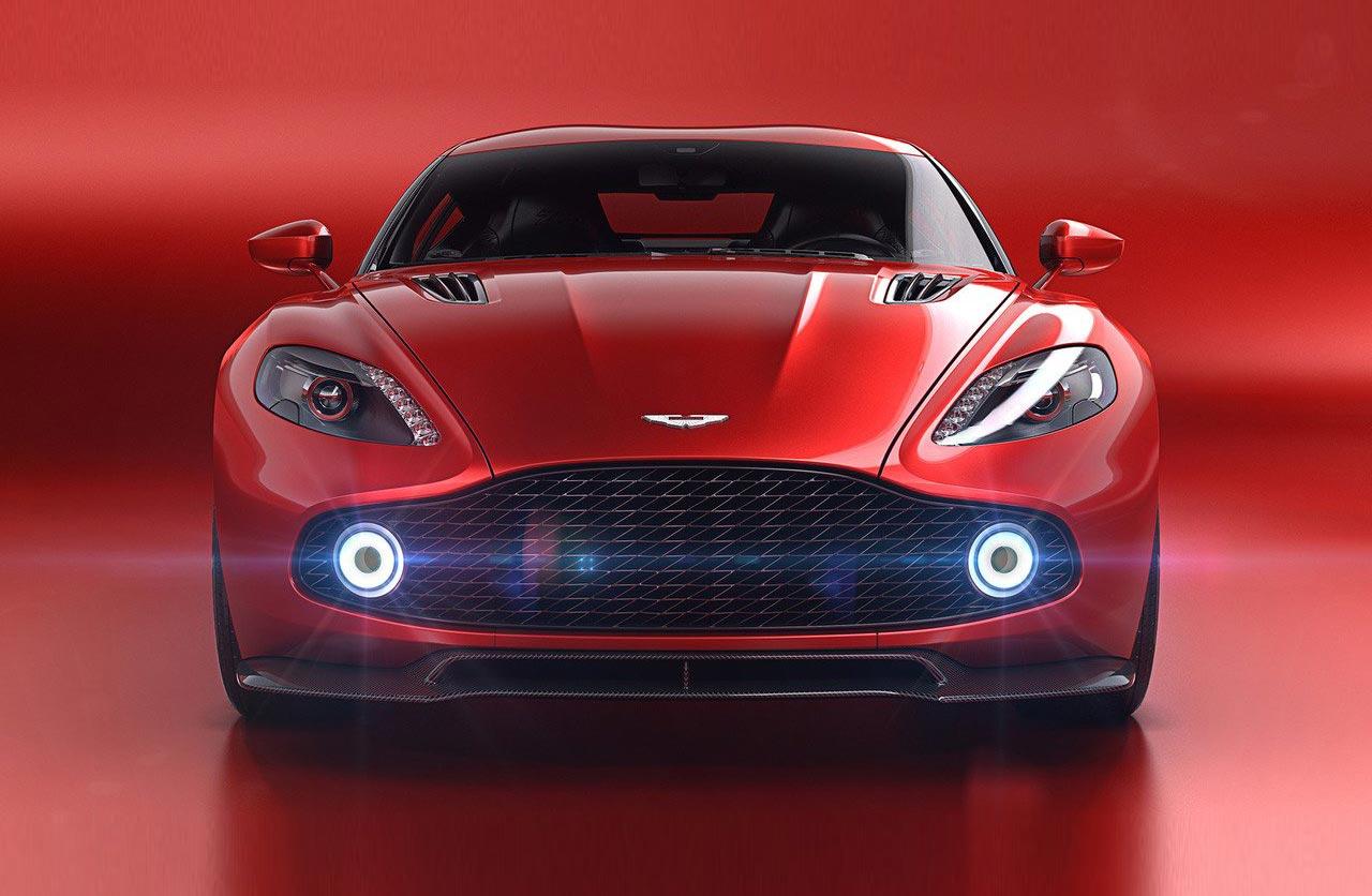 Aston Martin Vanquish Zagato Concept: aún más exclusivo