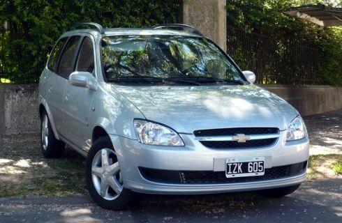 Prueba: Chevrolet Classic SW