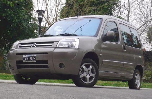 Prueba: Citroën Berlingo 1.6L 16V nafta
