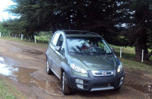 Prueba: Fiat Idea Adventure II 1.6 EtorQ