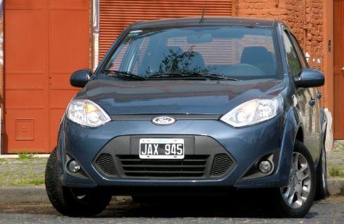 Prueba: Fiesta One Max 1.6L