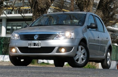 Test Renault Logan 1.6L 8V