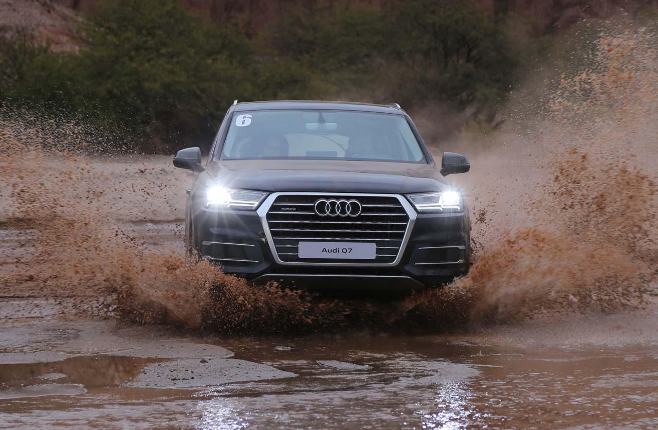 Audi Q7: nueva generación en Argentina