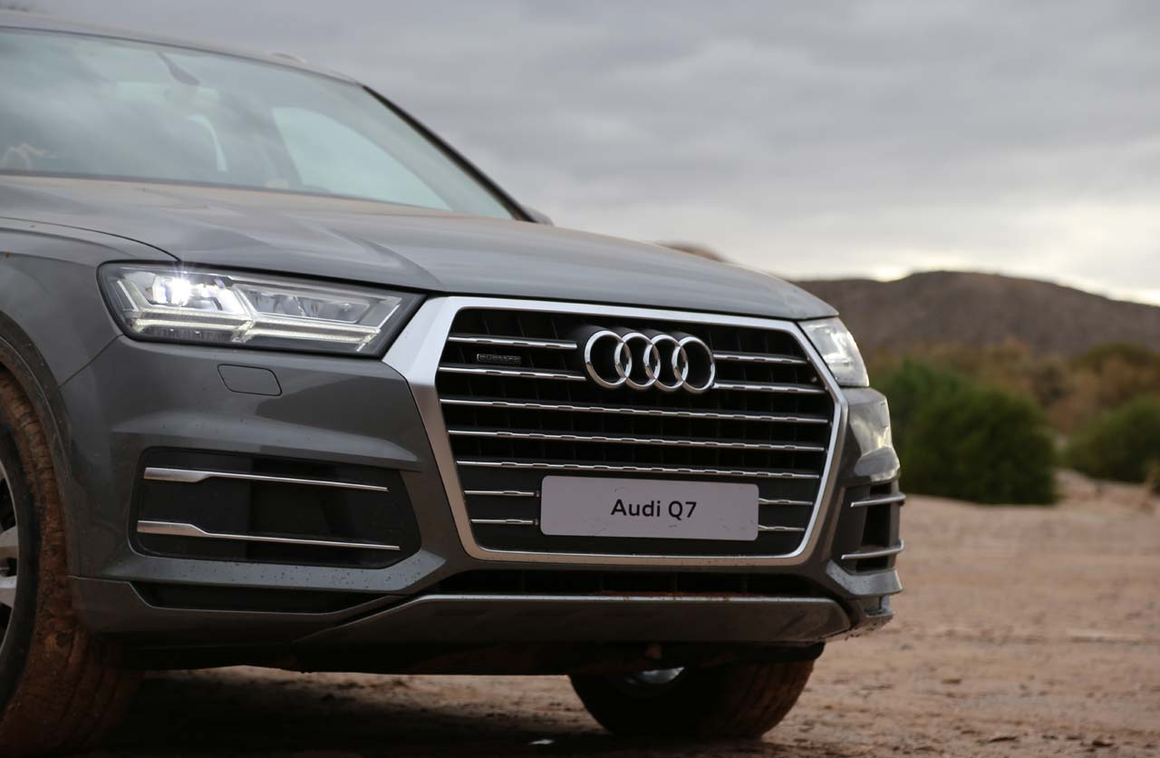 Audi Q7 Argentina