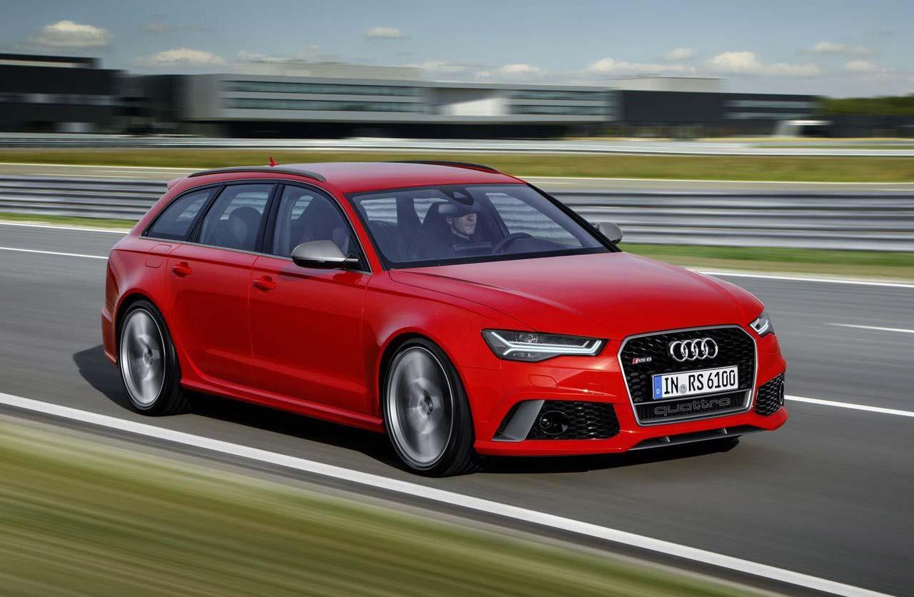 Audi RS6 Avant y RS7 Sportback: extra de potencia