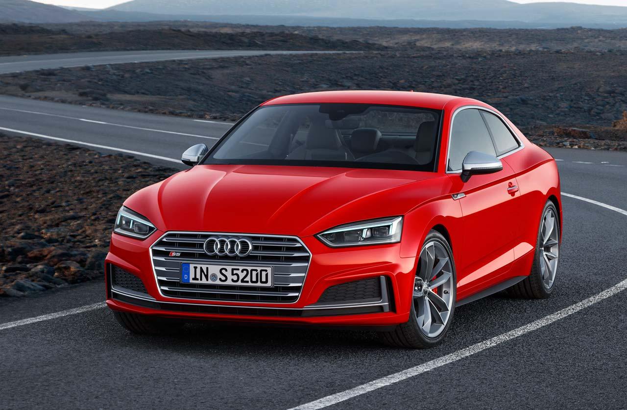 Nuevo Audi S5