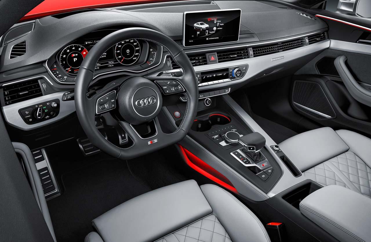 Interior Audi S5