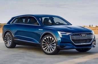 Audi fabricará su primer SUV eléctrico en 2018