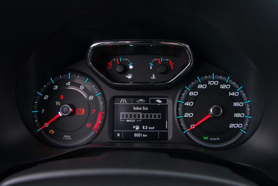 Nueva Chevrolet S10 (2017)