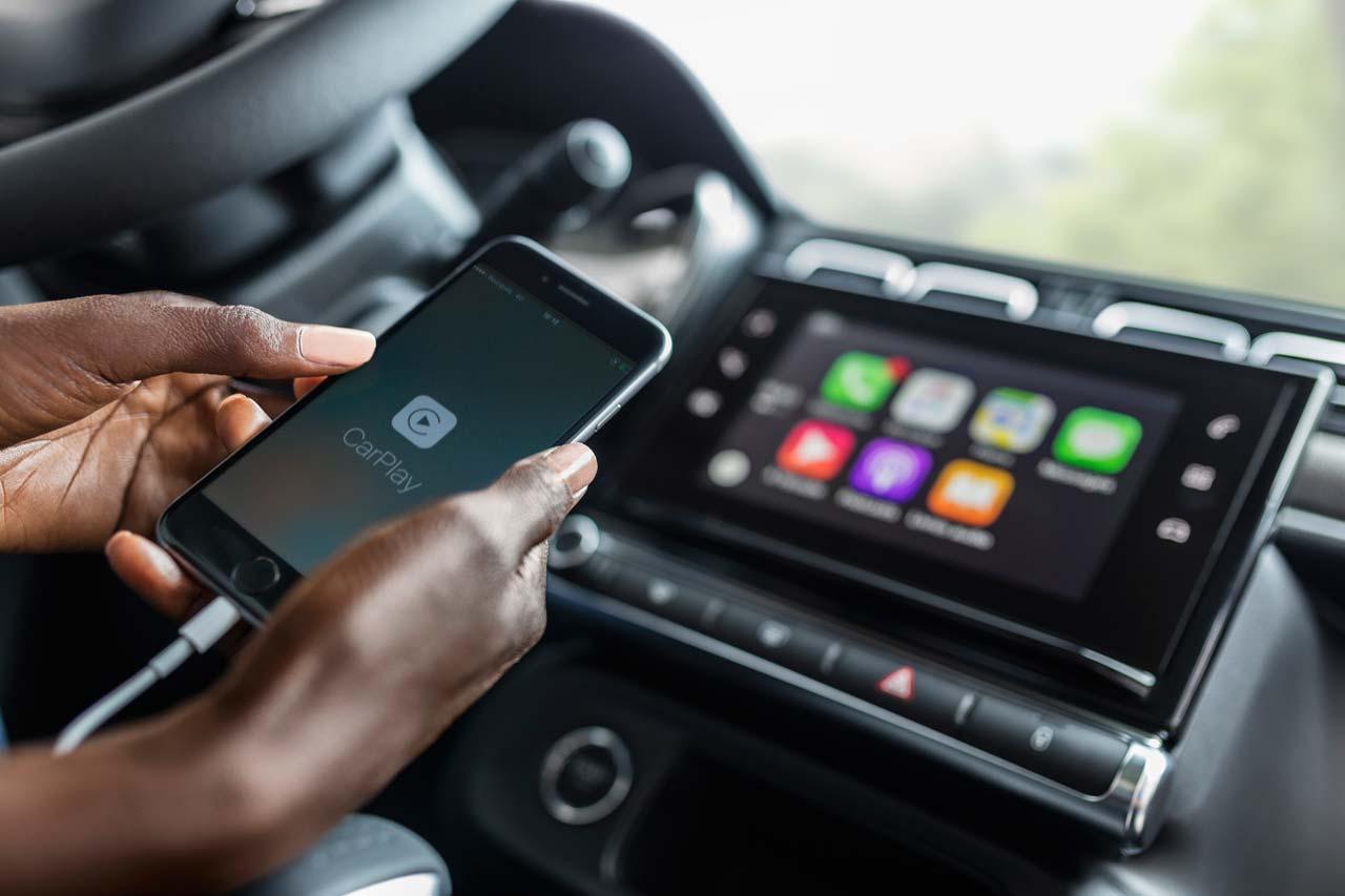Apple Car Play Nuevo Citroën C3