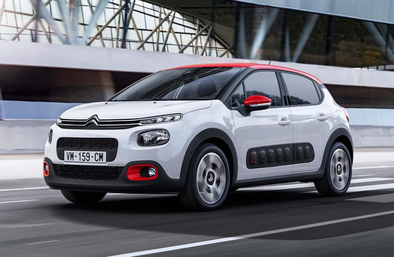 Nuevo Citroën C3
