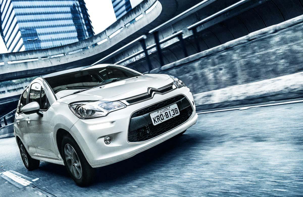 El Citroën C3 también sumó motor tricilíndrico