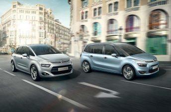 Citroën C4 Picasso y Grand C4 Picasso, de regreso en Argentina