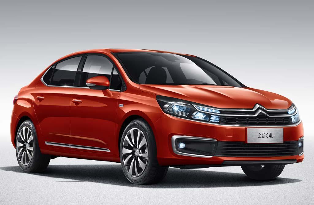 Cambio de personalidad para el Citroën C4 Lounge (en China)