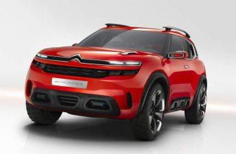 Citroën tendrá un nuevo crossover en 2018