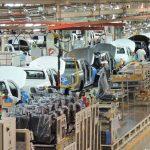 La producción de autos, con crecimiento sostenido