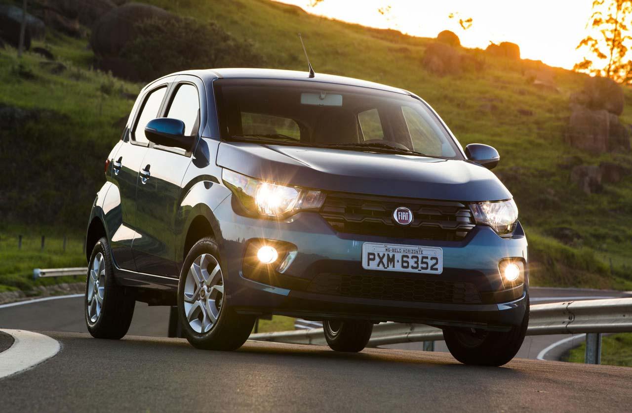 El Fiat Mobi se lanzará en Argentina en julio