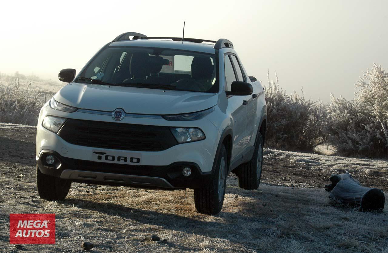 Fiat Toro pick up