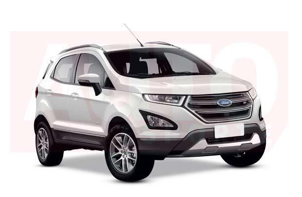 Anticipo: nuevo motor para la Ford EcoSport y más cambios