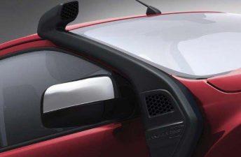La nueva Ford Ranger ya tiene accesorios originales