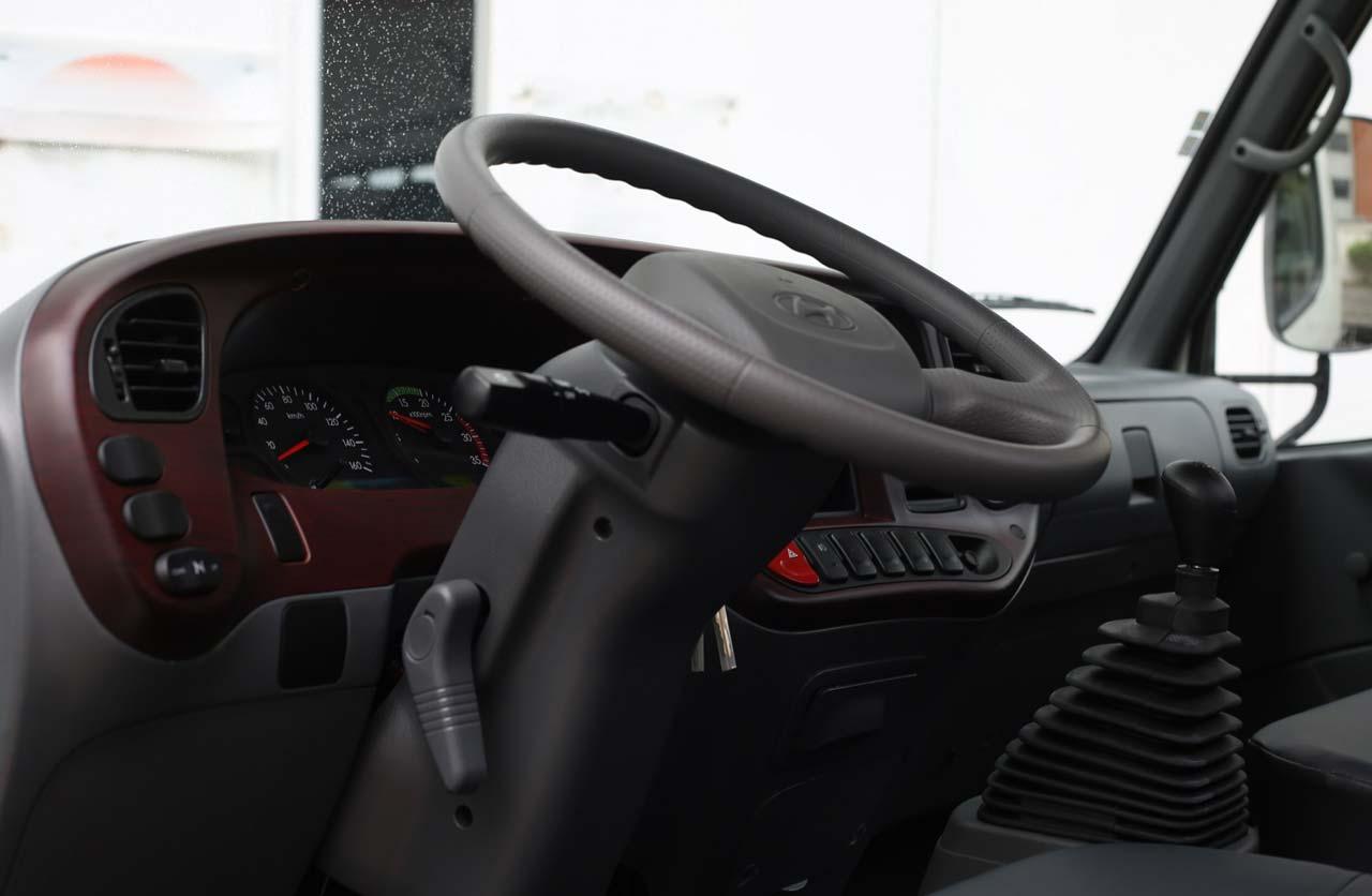 Interior Hyundai HD78 Euro 4