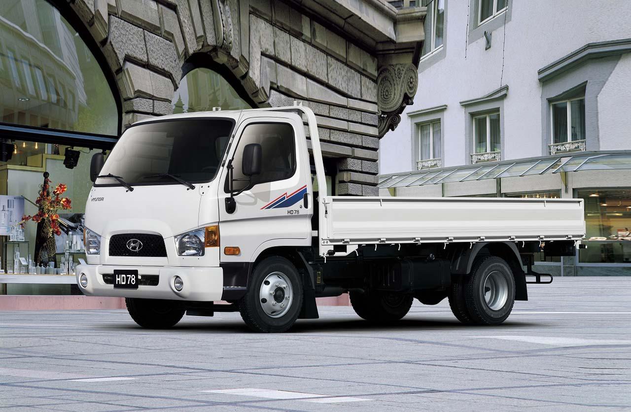 Hyundai HD78 Euro IV
