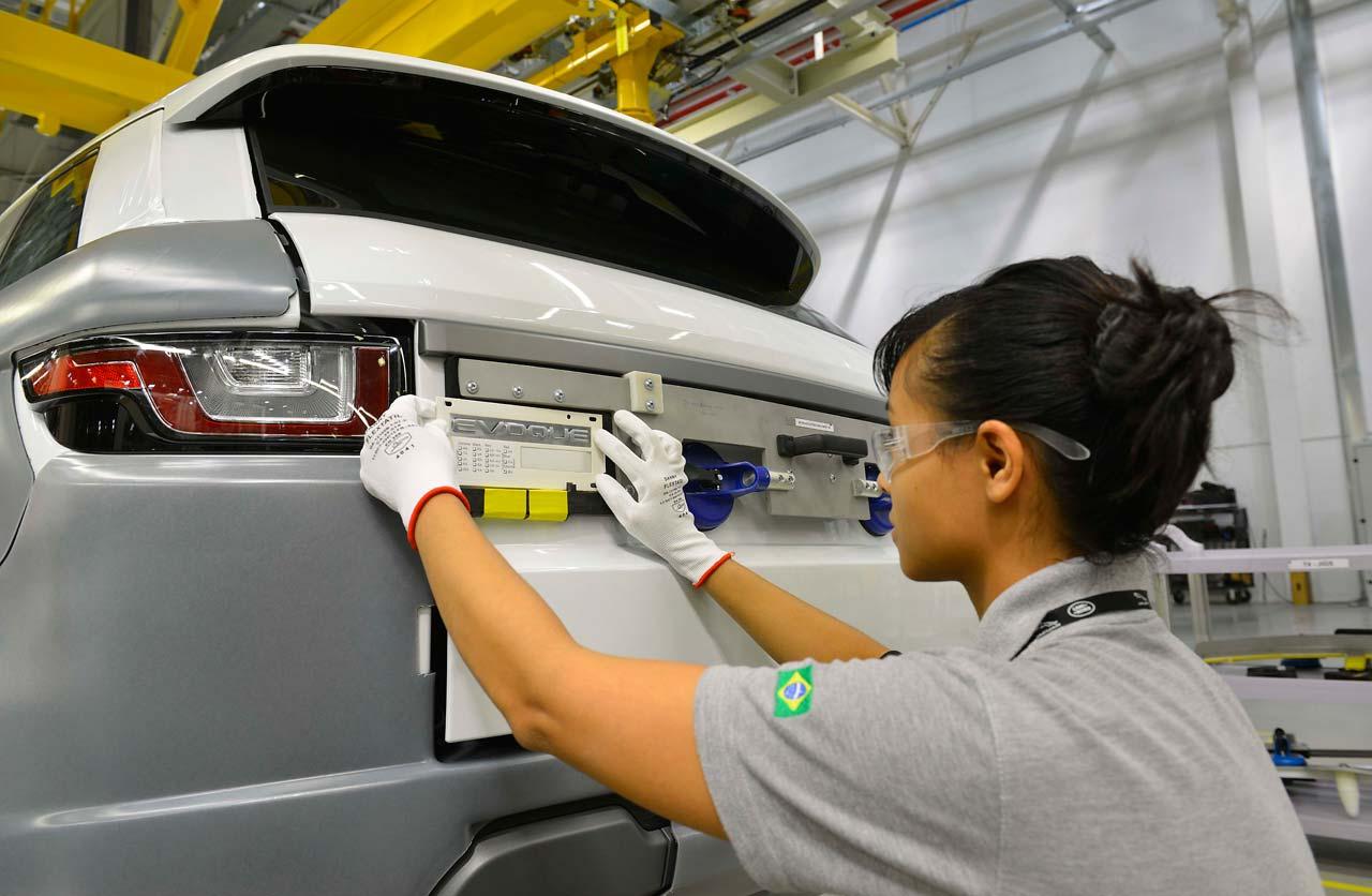 Jaguar Land Rover Brasil